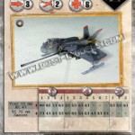 Dust Tactics Karten: Axis Flieger