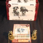 Steel Guards Sniper Team unboxing