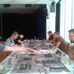 Dust Tactics – Turnier auf der ApocalyptiCon 2015