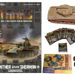 Unboxing Tanks Panther VS Sherman Starter-Set